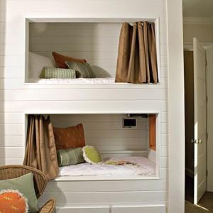 curtain bunk