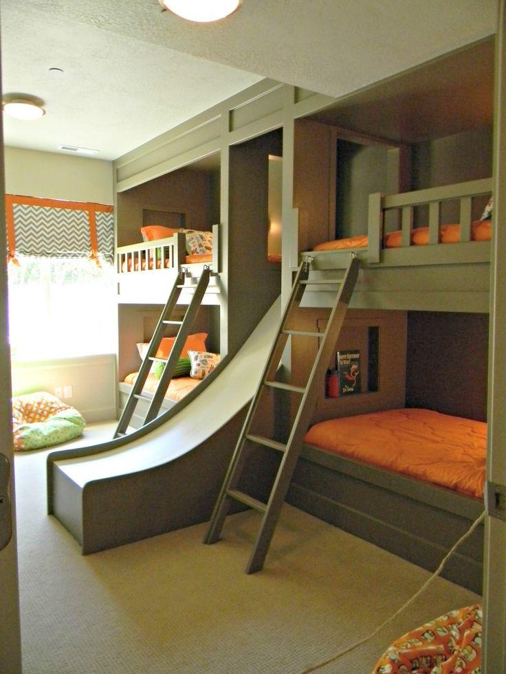slide bunk