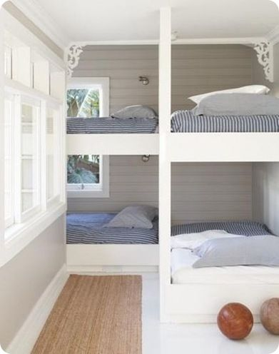 trim bunks